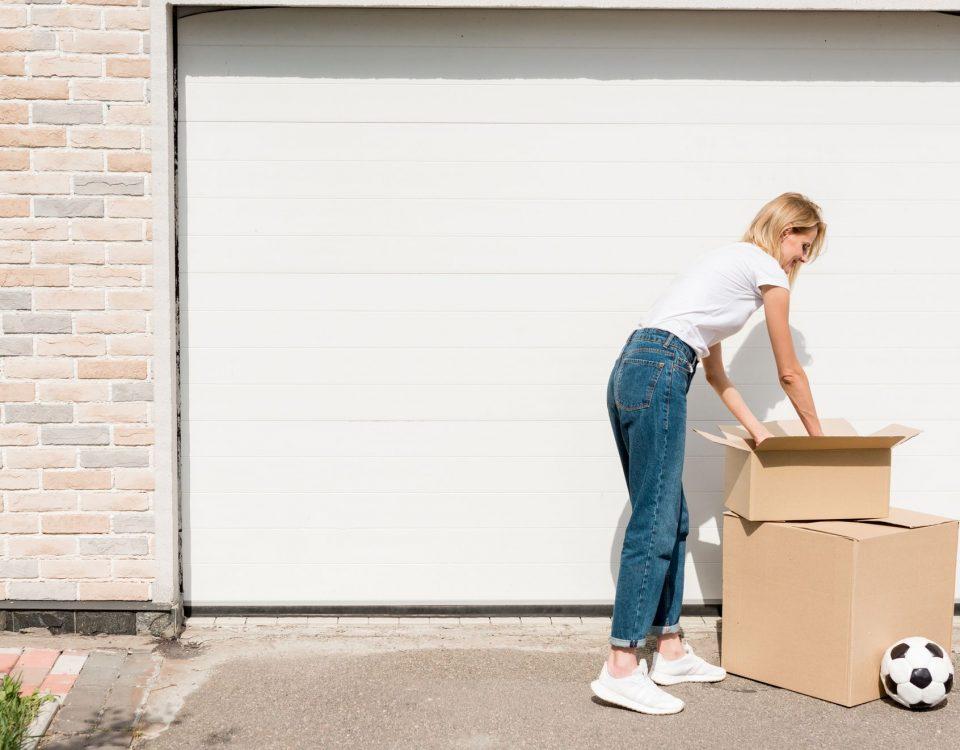 comment préparer un déménagement