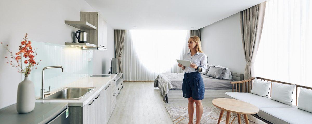 location d'appartement à Beausoleil