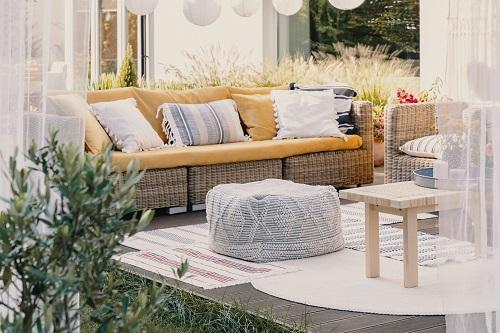 mobilier de luxe pour jardin
