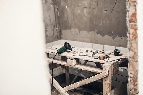 la rénovation de salle de bain