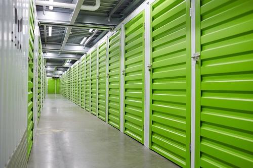 Louer une plateforme de stockage logistique