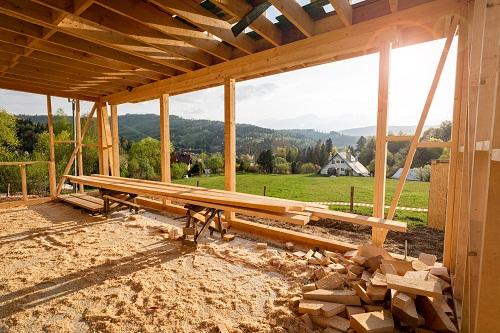 la construction de bâtiment neuf et ancien pour devenir propriétaire