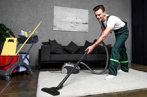 un service de ménage à Brignais