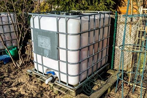 Choix de cuves et de réservoirs d'eau de pluie